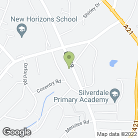 Map of 1066 Veterinary Centre Ltd in St. Leonards-On-Sea, east sussex