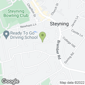 Map of Colin Crowley in Steyning, west sussex