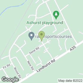 Map of Doormer Developments in Ashurst, Southampton, hampshire