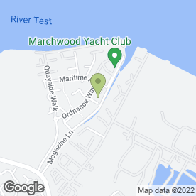 Map of Kel's Kutz in Marchwood, Southampton, hampshire