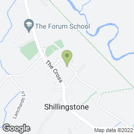 Map of Pictures Of You Professional Wedding & Portrait Photography in Shillingstone, Blandford Forum, dorset