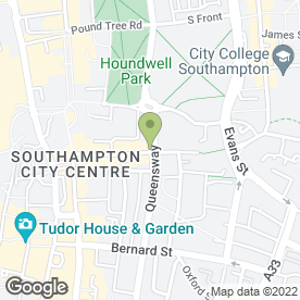 Map of Pack & Send - We Send Anything Anywhere in SOUTHAMPTON, hampshire