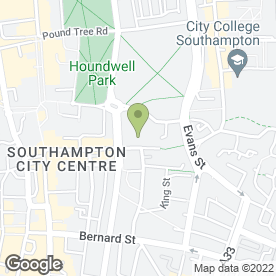 Map of Timpson Locksmith & Safe Engineers in Southampton, hampshire