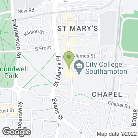 Map of PVC Locksmith & Repairs in Hampshire, hampshire