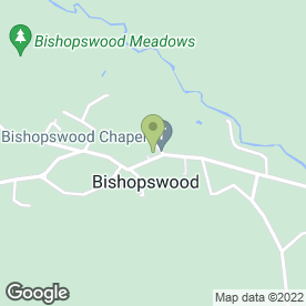 Map of Freeway Driving School Ltd in Bishopswood, Chard, somerset