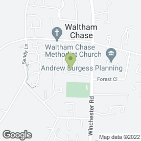 Map of Neil Bull Ltd in Waltham Chase, Southampton, hampshire