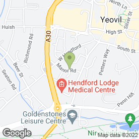Map of Furlong Motorcycle Tyres in Yeovil, somerset