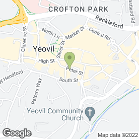 Map of Timeless Beauty in Yeovil, somerset