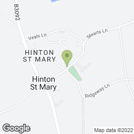 Map of Boilerwise Ltd in Hinton St. Mary, Sturminster Newton, dorset