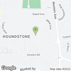 Map of Global Heating Ltd in Houndstone Business Park, Yeovil, somerset