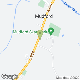Map of Emerald Walks in Mudford, Yeovil, somerset
