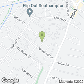 Map of EXPRESS INTERNATIONAL in Chandler's Ford, Eastleigh, hampshire