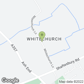 Map of Sunnyside Nursery School in Henstridge, Templecombe, somerset