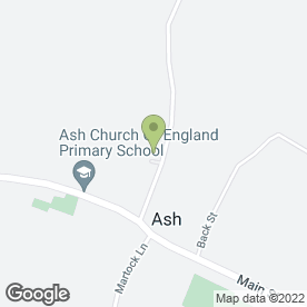Map of Acb Fencing Ltd in Ash, Martock, somerset
