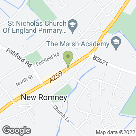 Map of Incarmart.com in NEW ROMNEY, kent