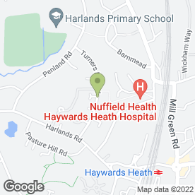 Map of Sorted It in Haywards Heath, west sussex