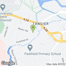 Map of AGS Building Services (Taunton) Ltd in Taunton, somerset