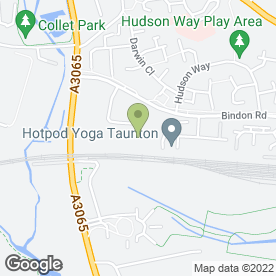 Map of AIS CONTRACT CLEANERS in Taunton, somerset