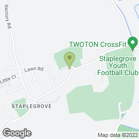 Map of VILLAGE WORLD in Staplegrove, Taunton, somerset