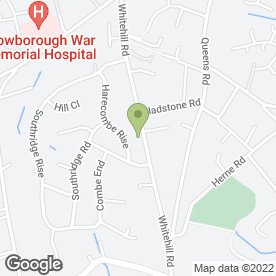 Map of Chinese Takeaway in Crowborough, east sussex