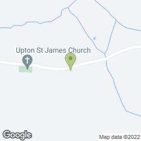 Map of Upton Coaches Ltd in Taunton, somerset