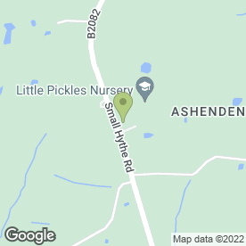 Map of Tenterden Chimney Sweep in Tenterden, kent