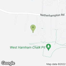 Map of Drain Services Ltd in Netherhampton Road, Salisbury, wiltshire