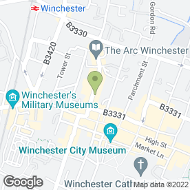Map of Copyman Print And Design in Winchester, hampshire