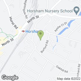 Map of Corks & Screws in Horsham, west sussex