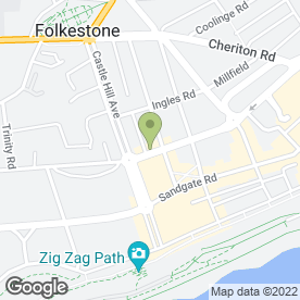 Map of Beautify You in Folkestone, kent