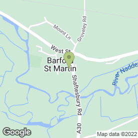 Map of Lawntech in Barford St. Martin, Salisbury, wiltshire