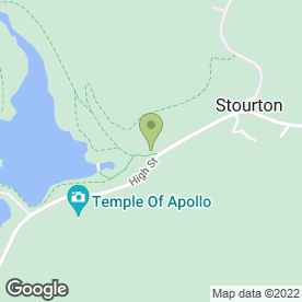 Map of The Better Picture in Stourton, Warminster, wiltshire