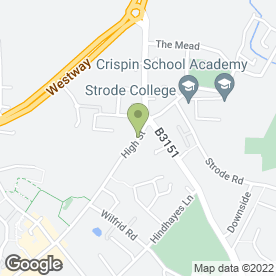 Map of Fegan Patrick Dental Lab in Wanstead, London, london