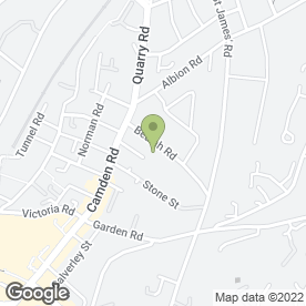 Map of Trevor Piper in Tunbridge Wells, kent