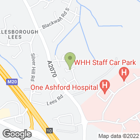 Map of PRINTFORM DIRECT in Willesborough, Ashford, kent