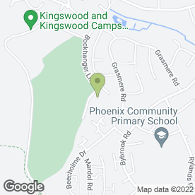 Map of TWINOAKS BEAUTY in Kennington, Ashford, kent