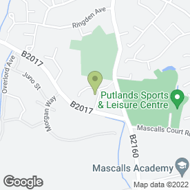 Map of Apollo Building Services in Paddock Wood, Tonbridge, kent