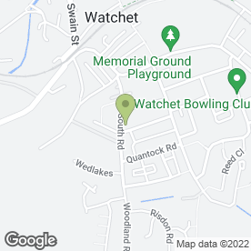 Map of CTS Maintenance Plumbing Services in Watchet, somerset