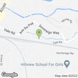 Map of Annota Ltd in Tonbridge, kent