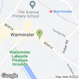 Map of Feta Feast in Warminster, wiltshire
