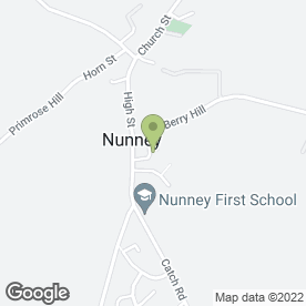 Map of Avonmove in Nunney, Frome, somerset