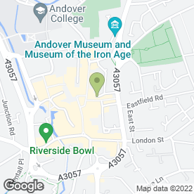 Map of Coversure Insurance in Andover, hampshire