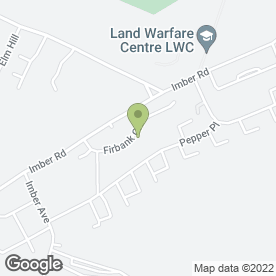 Map of Luscious Lox Hair Extensions in Warminster, wiltshire