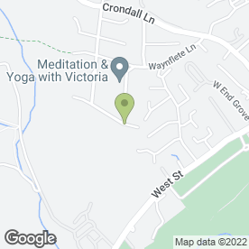 Map of Town & Country Cleaning Ltd in Farnham, surrey