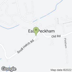 Map of Abbey Flooring in East Peckham, kent