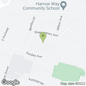 Map of Topnotch Cleaning Services in Andover, hampshire