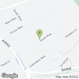 Map of MRT CASTINGS LTD in Andover, hampshire