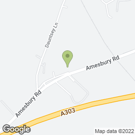 Map of NSL Motors in Andover, hampshire
