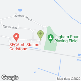Map of C.C Goard Plant Hire in South Godstone, Godstone, surrey
