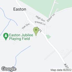 Map of Nick Allen in Easton, Wells, somerset